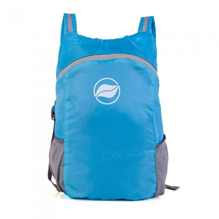 Sunfield 16L Polyester Waterproof Ultra-light Foldable Backpack - BlueForm  ColorBlueBrandOthers,Others,SunfieldModelLT-Z008Quantity1 pieceMaterialPolyesterTypeHiking &amp; CampingGear Capacity16 LCapacity Range0L~20LFrame TypeExternalNumber of exterior pockets2Raincover includedNoBest UseRunning,Climbing,Family &amp; car camping,Mountaineering,Travel,CyclingTypeHiking DaypacksPacking List1 x Backpack<br>