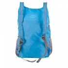 Sunfield 16L Polyester Waterproof Ultra-light Foldable Backpack - Blue
