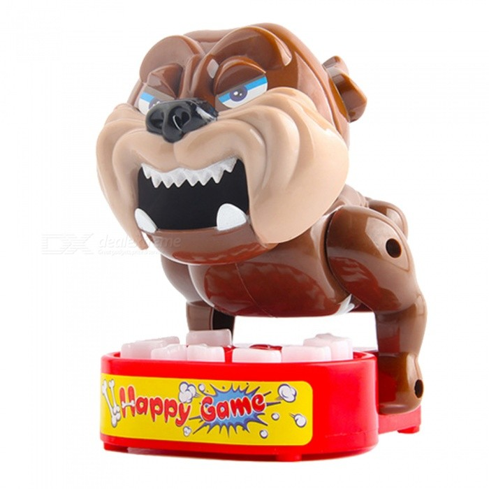 Bone Snatching Dog Bites Pranks Puzzle Game Toy for Kids - MulticolorEducational Toys<br>Form  ColorMulticolorMaterialABS plasticQuantity1 DX.PCM.Model.AttributeModel.UnitSuitable Age 0-3 months,3-6 months,6-9 months,9-12 months,13-24 monthsPacking List1 x Puppy toy2 x Color box packing<br>