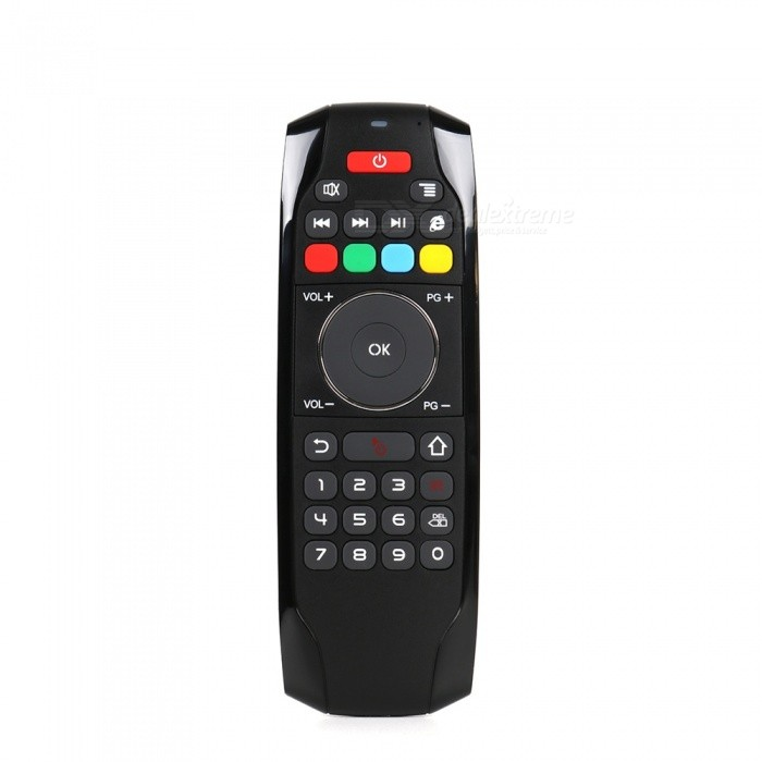 2f2a5da656d G7 Air Mouse, Remote Control 2.4G Wireless Keyboard with IR Learning  Function
