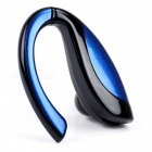 X6 Unilateral Sports Bluetooth Stereo Headset Headphone Earphone - Black