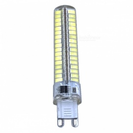 ZHAOYAO G9 7W AC 220-240V 5730 SMD Ampoule dimmable de 136 LED - blanc froid