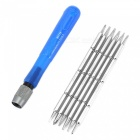 90110A 12-in-1 Portable Phone Computer Repair Tool Screwdriver Kit