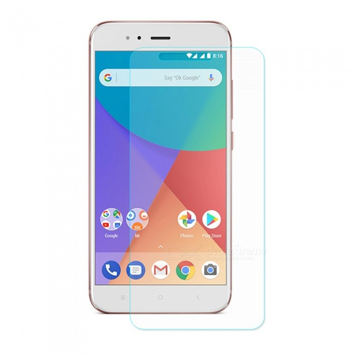 Hat-Prince 2.5D Tempered Glass Screen Protector for Xiaomi Mi A1Screen Protectors<br>Form  ColorTransparentScreen TypeGlossyModel-MaterialTempered GlassQuantity1 pieceCompatible ModelsXiaomi Mi A1 / Xiaomi Mi 5XFeatures2.5D,HD,Scratch-proof,Tempered glassPacking List1 x Screen protector1 x Dust remover1 x Cleaning cloth1 x Alcohol prep pad<br>