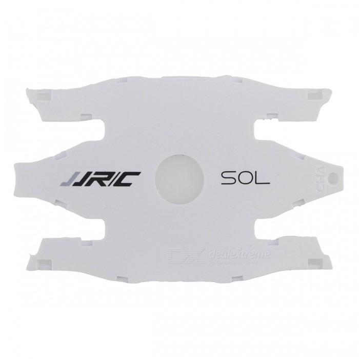 Original JJRC H49-01 Upper Cover for H49WH Quadcopter - WhiteOther Accessories for R/C Toys<br>Form  ColorWhiteModelH49 - 01MaterialABSQuantity1 setCompatible ModelH49WHCertificationCEPacking List1 x Upper Cover<br>