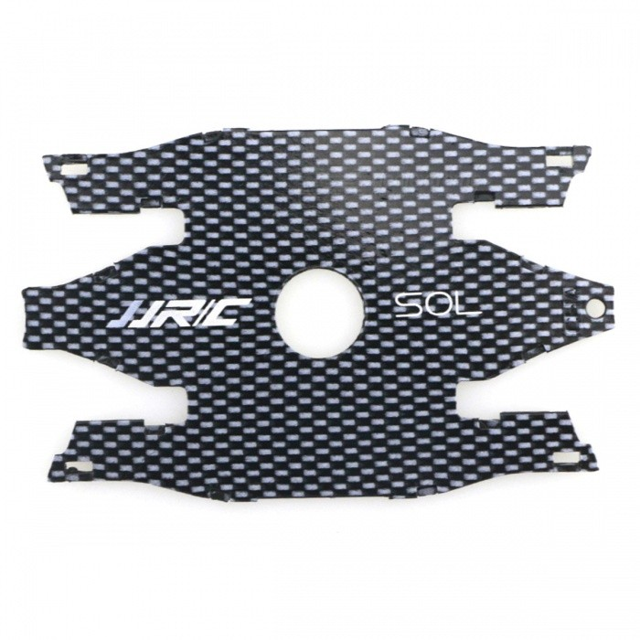 Original JJRC H49-01 Upper Cover for H49WH Quadcopter - BlackOther Accessories for R/C Toys<br>Form  ColorBlackModelH49 - 01MaterialABSQuantity1 setCompatible ModelH49WHCertificationCEPacking List1 x Upper Cover<br>