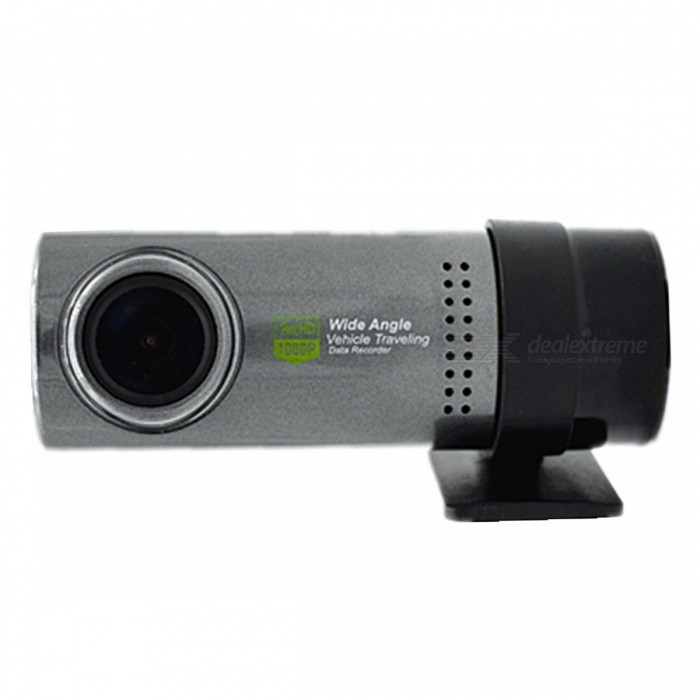 KELIMA Portable Hidden HD 720P Wi-Fi Car DVR