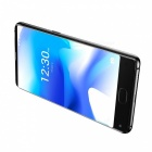UHANS Mx Android 7.0 5.2'' HD Double Glass Panel 3G Phone w/ 2GB RAM 16GB ROM, Front 5.0MP, Rear 8.0MP Front Fingerprint - Black