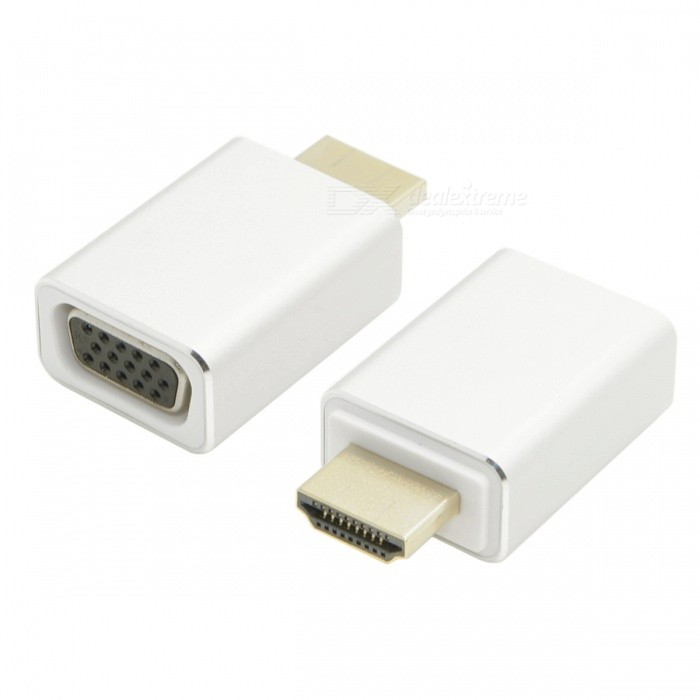 CY UC-040 3-in-1 USB-C USB 3 1 Type-C to DP DisplayPort HDMI & VGA Female  Active Adapter for Laptop