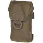 Adder Multi-Service Small Pouch - Brown