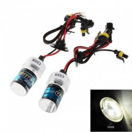 H1 12V 35W Warm White 4300K 3500LM Car HID Xenon Headlight (2 PCS)