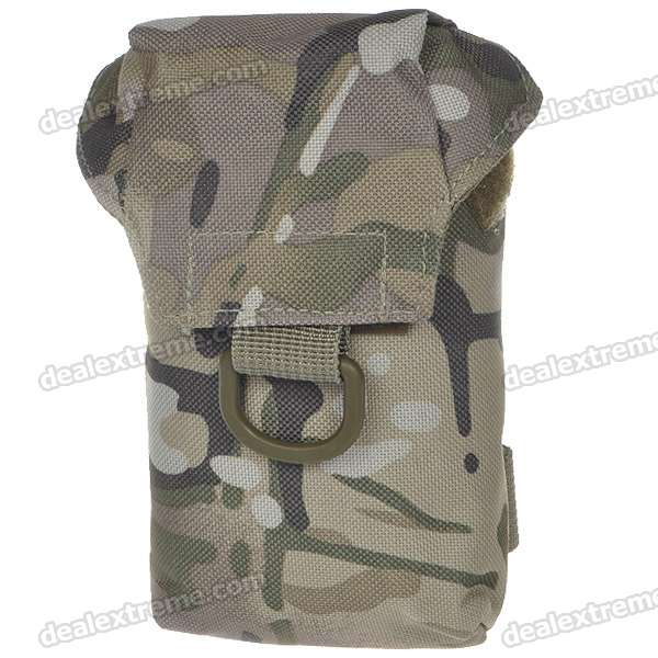 Adder Multi-Service Small Pouch - Camouflage
