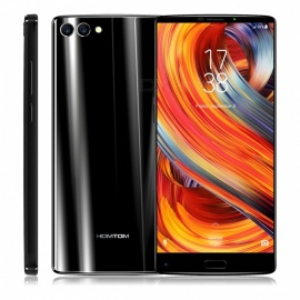 "HOMTOM S9 Plus Android 7.0 4G 5.99"" IPS Phone with 4GB RAM, 64GB ROM - Black (EU Plug)"