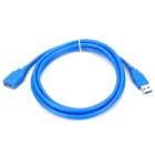 USB 3.0 SuperSpeed Male to Female Extension Cable (180CM-Length)