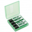 4 PCS Soshine AAA Batteries