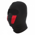WOSAWE BC336 Multi-functional Dustproof Elastic Neck Head Cover Mask for Sports Riding Cycling - Grey