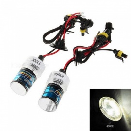 H7 12V 35W 4300K 3500LM HID Xenon Headlight Headlamp - Warm White