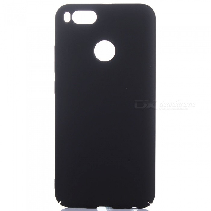 ASLING PC Hard Matte Phone Case for Xiaomi A1 - BlackPlastic Cases<br>Form  ColorBlackModelASL-Xiaomi A1MaterialPCQuantity1 pieceShade Of ColorBlackCompatible ModelsXiaomi A1FeaturesDust-proof,Shock-proofPacking List1 x Protective Case<br>