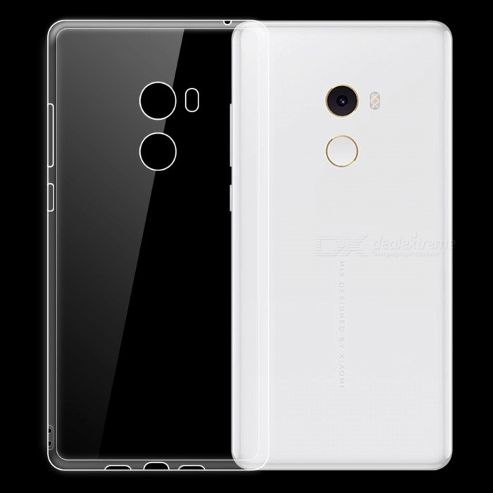 sports shoes 6245b be5b3 Dayspirit Ultra-Thin Protective TPU Back Case for Xiaomi Mi Mix 2 -  Transparent