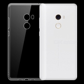 Dayspirit Ultra-Thin Protective TPU Back Case for Xiaomi Mi Mix 2 - Transparent