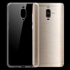 Dayspirit Ultra-Thin Protective TPU Back Case for Huawei Mate 9 Pro - Transparent