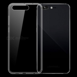 Dayspirit Ultra-Thin Protective TPU Back Case for  Asus Zenfone 4 Pro ZS551KL - Transparent