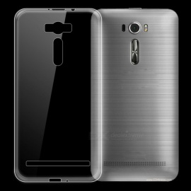 Dayspirit Ultra-Thin Protective TPU Back Case for Asus Zenfone 2 Laser ZE601KL - Transparent