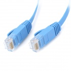 Ultra-Thin CAT-6 Male to Male RJ45 Ethernet LAN Cable - Blue (15M)