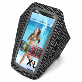 Outdoor Sports Water-Resistant Phone Armband Case for IPHONE 7 PLUS / 6 PLUS / 6S PLUS / 8 PLUS / IPHONE X