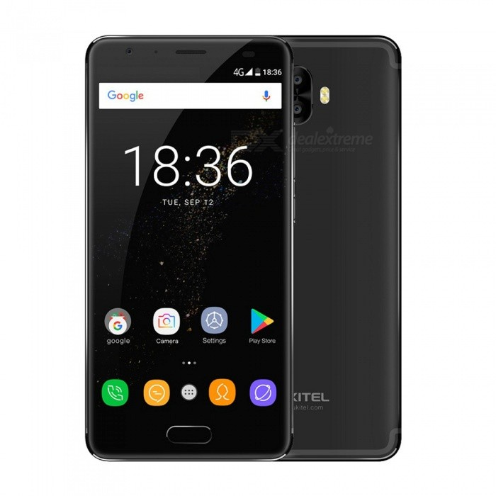 "OUKITEL K8000 5.5"" Octa-core AMOELD 4G Phone with 4GB RAM 64GB ROM - Black"