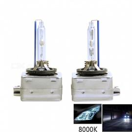 D1C / D1S / D1R General 12V 35W 8000K 3500lm Automobile Car HID Xenon Light Bulb Headlight - White Light