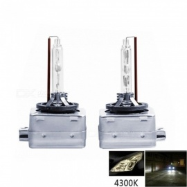 D1C / D1S / D1R Universal 12V 35W 4300K 3500lm Automobile Car HID Xenon Light Bulb Headlight - Warm White