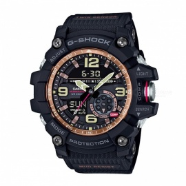 Casio G-Shock GG-1000RG-1A 200-meter Water Resistance MASTER OF G Series Sport Compass Watch - Black