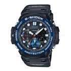 Casio G-Shock GN-1000B-1A 200-meter Water Resistance Gulfmaster Series Sport Digital Compass Watch with Thermometer - Black+Blue