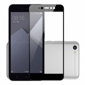Naxtop Full Screen Protector Tempered Glass for Redmi Note 5A (3GB+32GB/4GB+64GB)