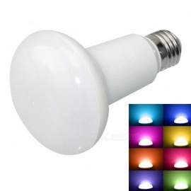 JRLED E27 9W RGB + Warm White 16 Million Colors Smart LED Light Bulb - AC 85~265V