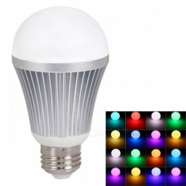 JRLED E27 9W RGB + chaud blanc 16 millions de couleurs intelligente ampoule LED - AC 85 ~ 265V