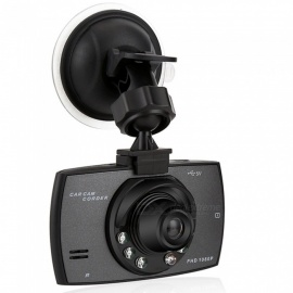KELIMA JS - C218 Portable HD 720P Car DVR Driving Recorder w/ Night Vision, Loop Recording