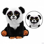 Super Cute Cartoon Toy Panda Variable-Face Plush Doll for Kids