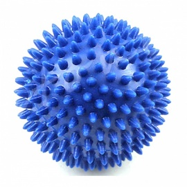 ZHAOYAO U119 9cm Footful Spiky Massage Ball, Trigger Point Sport Fitness Hand Foot Massager for Pain Relief