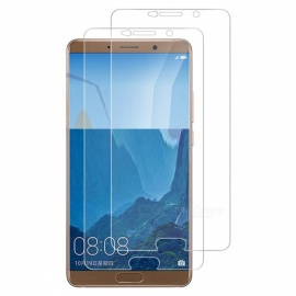 Naxtop Tempered Glass Screen Protector for Huawei Mate 10 - Transparent (2PCS)
