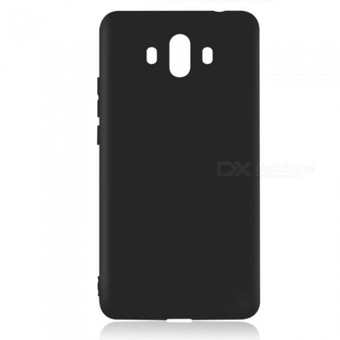 Naxtop Protective TPU Ultra-thin Soft Case for Huawei Mate 10 - BlackTPU Cases<br>Form  ColorBlackModelN/AMaterialTPUQuantity1 pieceShade Of ColorBlackCompatible ModelsHuawei Mate 10Packing List1 x Case<br>