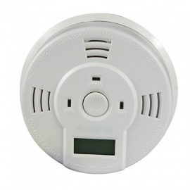 AG-security LCD CO Carbon Monoxide Poisoning Gas Sensor Warning Alarm Detector