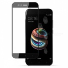 Naxtop Tempered Glass Full Screen Protector for Xiaomi Mi A1 - Black