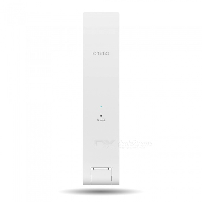 Omimo Mini Portable 300Mbps Wi-Fi Signal Repeater for Home Use - WhiteRouters<br>Form  ColorWhiteModelRP-R1Quantity1 pieceMaterialPCShade Of ColorWhiteTypeRouterTransmission Rate300 bpsUI LanguageEnglishSupport DD-WRTNoPowered ByUSBSupports SystemWin7 32,Win7 64,Win8 32,Win8 64,MAC OS X,IOS,Android 4.xPacking List1 x Repeater<br>