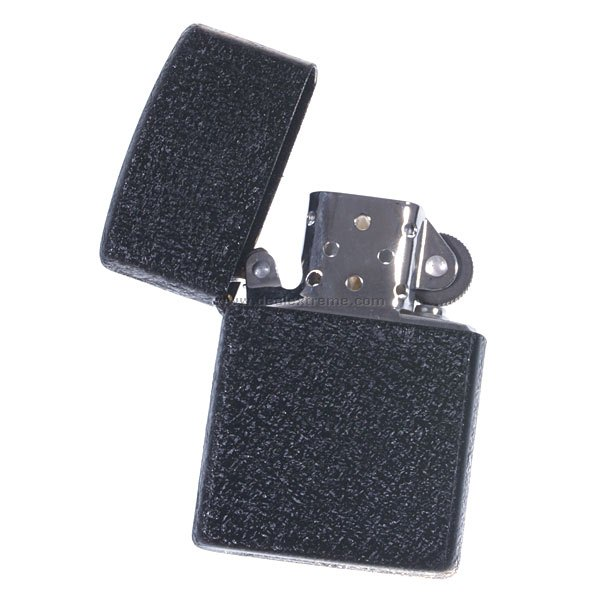 Metal Oil Lighter (Black)
