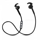 X10 Earphone Bluetooth V4.1 EDR Headset Wireless Sports Headphone Earbuds with Microphone - Black