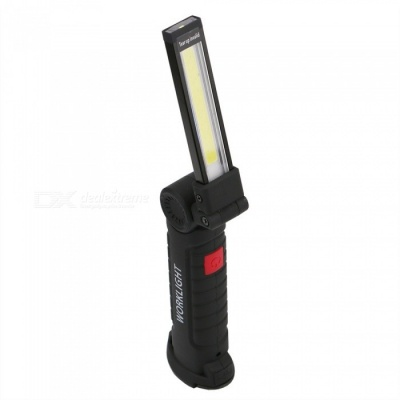 ZHAOYAO 5W 500LM 360 Degree Handheld Magnetic Multi-function COB LED Work Light