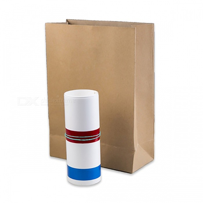 Magic Supplies Gadgets Kraft Paper Bag with Big PipetteMagic Supplies<br>Form  ColorCoffee + MulticoloredMaterialKraft paperQuantity1 setSuitable Age 9-12 months,13-24 months,8-11 years,12-15 years,Grown upsPacking List1 x Kraft paper bag  1 x Pipette<br>