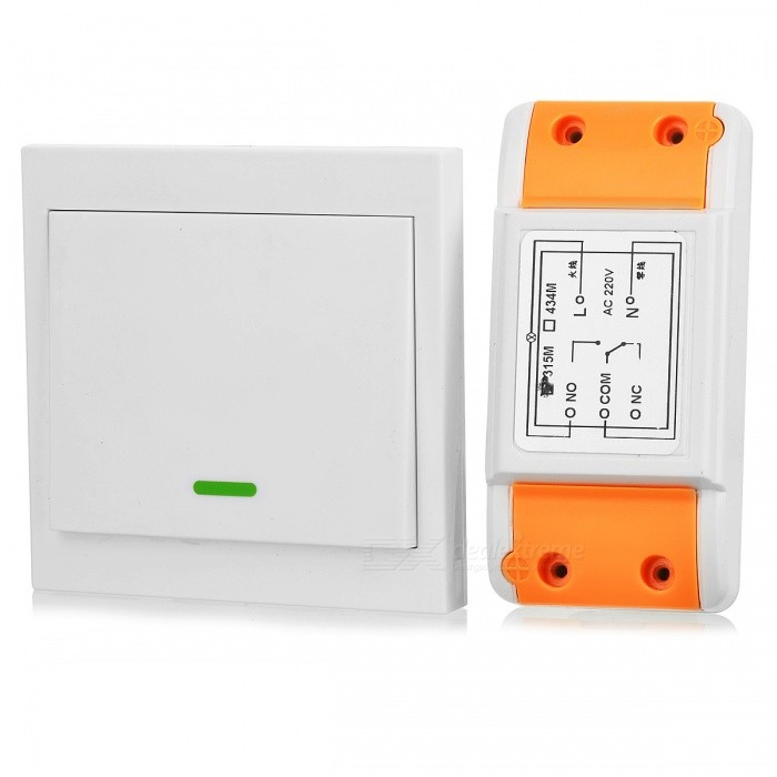 LZ-86-220V 315MHz Learning Code Single Switch +86 Single Button Free Sticker Remote Control Light SwitchTransmitters &amp; Receivers Module<br>Form  ColorWhiteModelLZ-86Quantity1 DX.PCM.Model.AttributeModel.UnitMaterialABS+PCSFrequency315MHZWorking Voltage   AC220 DX.PCM.Model.AttributeModel.UnitWorking Current10 DX.PCM.Model.AttributeModel.UnitEffective Range300-500MEnglish Manual / SpecNoDownload Link   http://a3.qpic.cn/psb?/V110RK7y4adZoz/7b98ulD.*2zv5XpV7ue65khtVZOgIIAgYbo0ZxCdvIM!/m/dD4BAAAAAAAAnull&amp;bo=yAFKAQAAAAARB7I!&amp;rf=photolist&amp;t=5Packing List1 x Switch1 x Relay module<br>